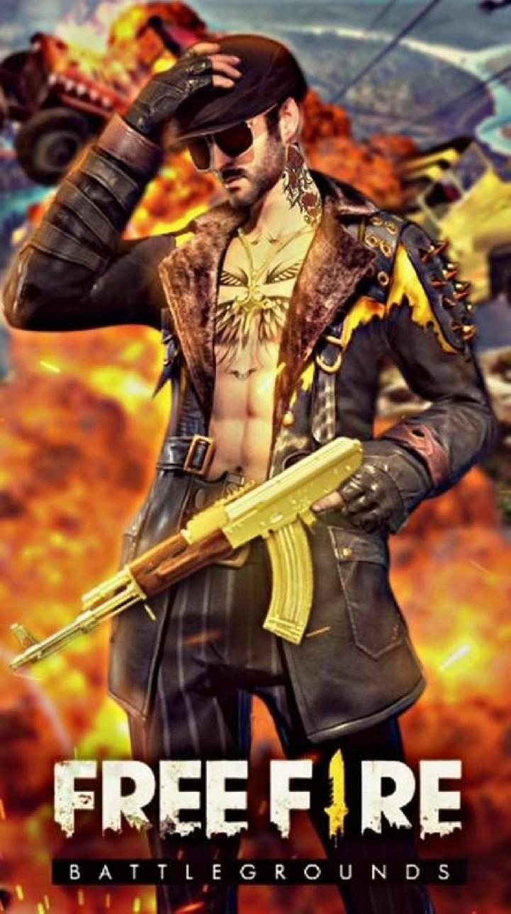 hình ảnh free fire 3d(2)