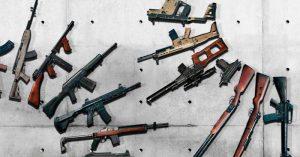 tất cả cac khẩu súng trong free fire